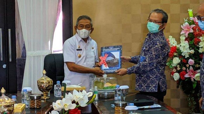 Terima LHP dari BPKP, Gubernur Sulbar Minta OPD Tak Lagi Jalan di Tempat