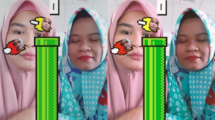 Heboh Filter Flying Face di Stories Instagram seperti Main Game Flappy Bird, Penasaran? Ini Caranya