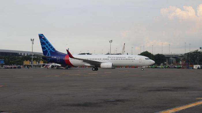 Hentikan Reservasi Tiket Pesawat Mulai Besok, Benarkah Sriwijaya Air akan Berhenti Operasional?