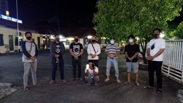 Curi Handphone Untuk Bayar Utang, Buruh Bangunan di Bone Diciduk Polisi