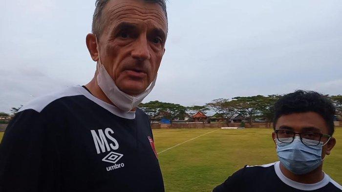 Apa Strategi PSM Makassar Hadapi Bali United?