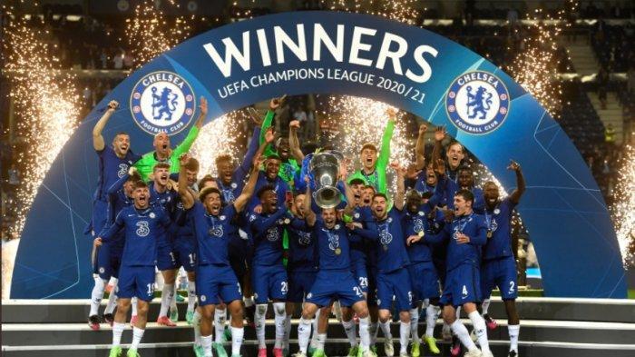 Chelsea Cuma Butuh 1 Tembakan On Target yang Membuat Man City Nangis, Cuplikan Gol Havertz