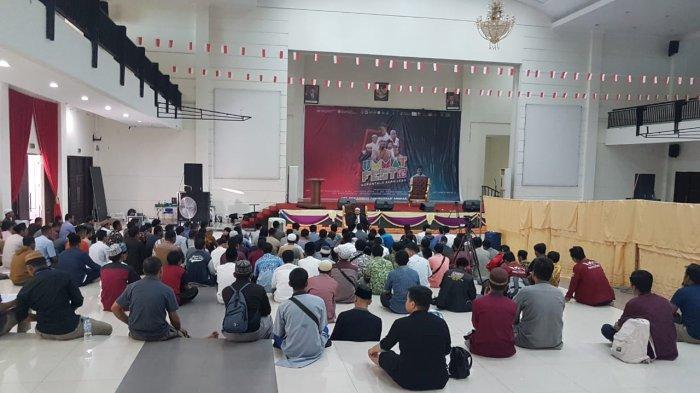 Awali November, Mahtan Sukses Gelar Hapus Tato di Gorontalo