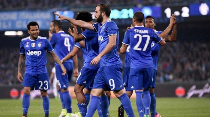 Singkirkan Napoli, Juventus Melaju ke Final Coppa Italia