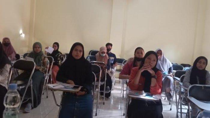 Himatika STKIP Andi Matappa Pangkep Gelar Latihan Dasar Kepemimpinan