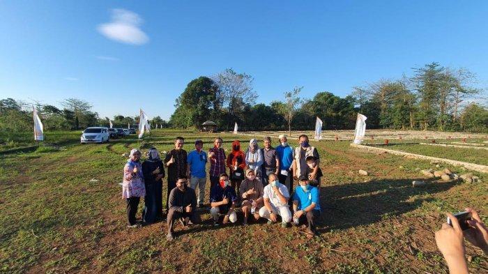 Alumni IPB Akan Bangun Masjid di Kavling EMS Land