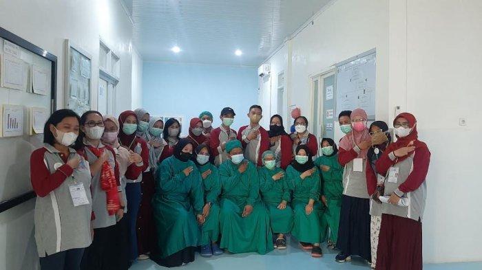 HISSI Sulsel Hospital Tour di RS Andi Makkasau Parepare