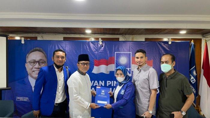Resmi Kantongi SK Ketua DPD PAN Parepare, Musdalifah Pawe Segera Konsolidasi Tingkat Kelurahan
