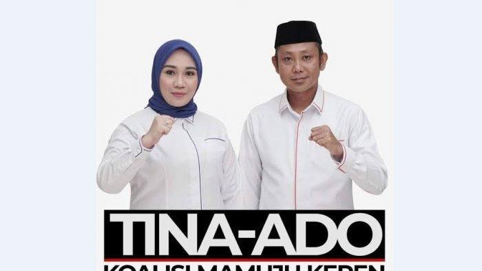 KPU Mamuju Segera Tetapkan Tina-Ado sebagai Pemenang Pilkada 2020