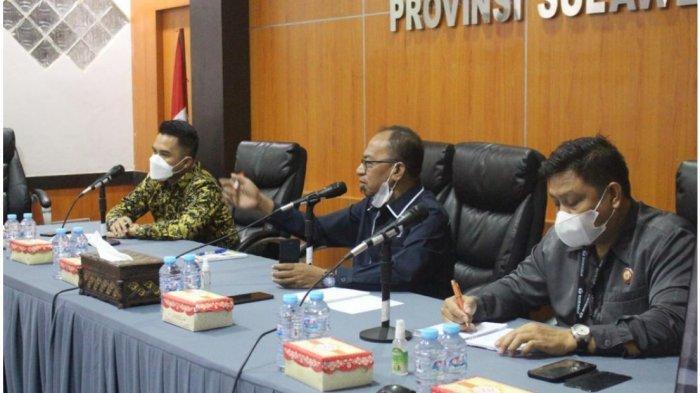 DPRD Luwu Konsultasi Pilkada di Bawaslu Sulsel, HL Arumahi: Anggaran KPU Berbanding 3 dengan Bawaslu