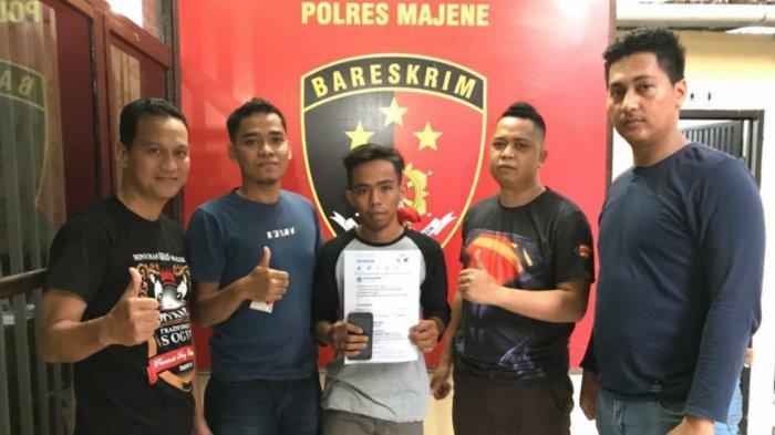 Penyebar Hoax Pasien Covid-19 di Majene Meninggal, Terancam 6 Tahun Penjara