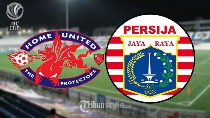 2 Link Live Streaming Kualifikasi LCA Persija vs Home United, Prediksi Susunan Pemain: Nonton Disini