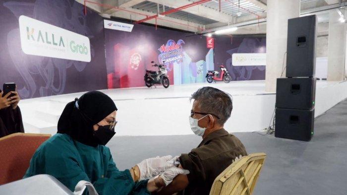Honda-Binda Sulsel Vaksinasi Massal di Nipah Mall, Ada Hadiah Voucher Belanja