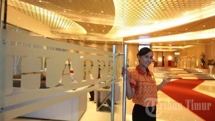Karyawan Hotel Harper Makassar juga Sudah Divaksinasi