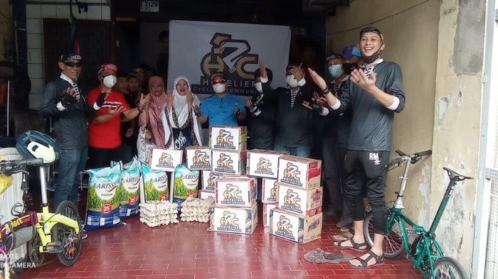 Hotelier Cycling Community Gowes Amaliah Ramadan