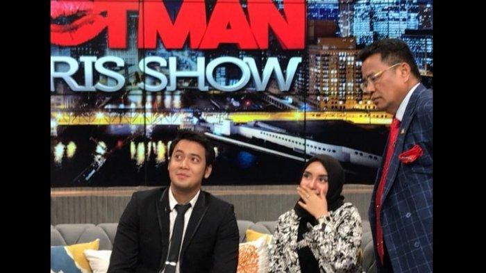 Hotman Paris Jodohkan Salmafina Sunan & Kriss Hatta, Liat Reaksi Siapa Malu-malu Siapa Sapa Duluan?