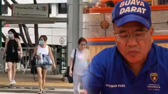 Hotman Paris Marah Soal Masih Ada Pesawat Terbang ke China Asal Virus Corona, Penjelasan Lion Air