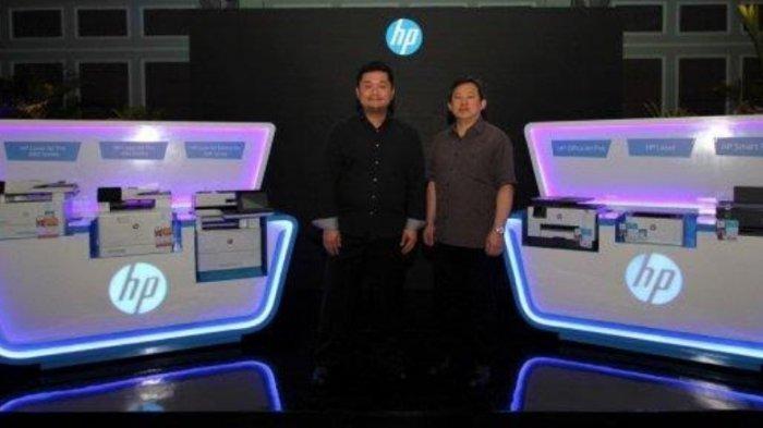 HP Indonesia Hadirkan Printer Baru untuk Dukung Geliat UKM di Indonesia