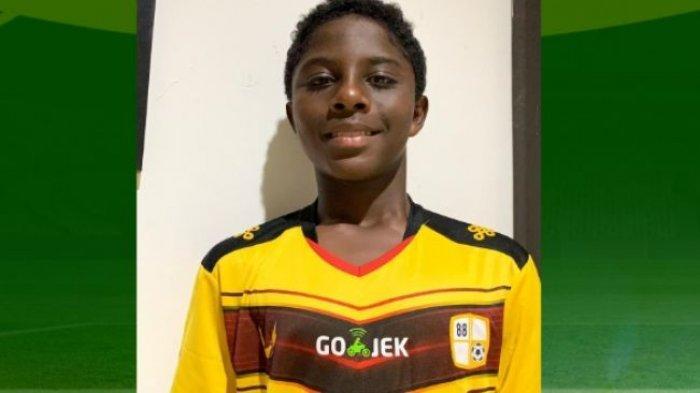 Kenalkan Hugo Samir, Putra Jacksen F Tiago yang Jago Bola dan Penghapal Al Quran