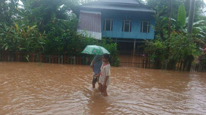 Ratusan Rumah di Takalar Terendam Banjir