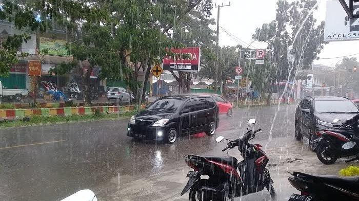 Hujan Lebat Landa Sinjai, BPBD Sinjai Keluarkan Peringatan Dini