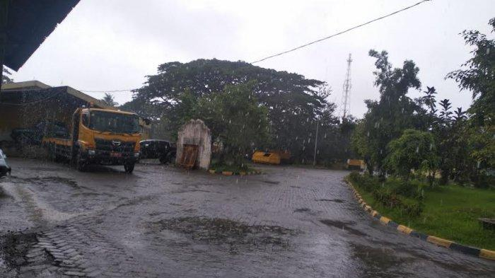 Senin 30 Desember 2019, Wilayah Barru Diperkirakan Hujan Lokal Siang Ini