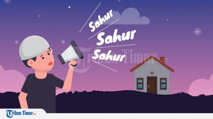 Doa Sahur Dicontohkan Rasulullah Termasuk Doa Buka Puasa Ramadhan, Tulisan Arab dan Artinya