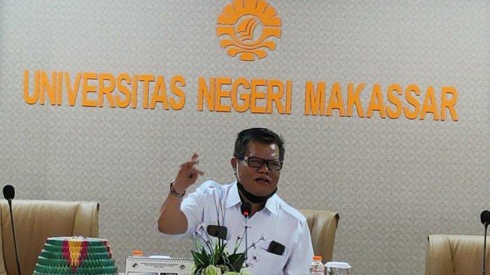 Rektor UNM Prof Husain Syam Kecam Aksi Bom Bunuh Diri di Gereja Katedral Makassar