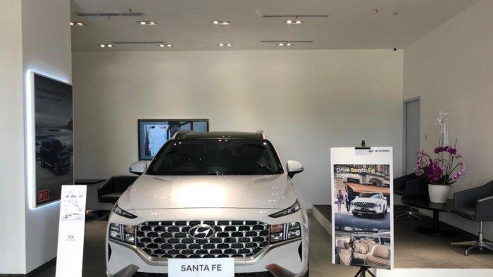 Berkendara Hyundai Santa Fe, Tampilan Beda Performa Mantap