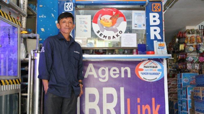 Jumardin Warga Makassar Beli Mobil dan Punya Usaha Kos-kosan dari Keuntungan sebagai Agen BRILink