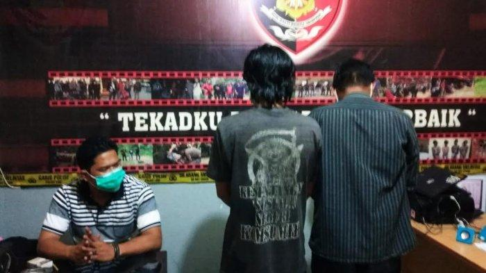 Demi Masuk THM, Dua Pemuda di Tana Toraja Nekat Curi TV