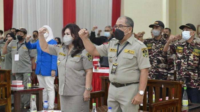 IAS Tanpa Lawan di Musda V KBPP Polri Sulawesi Selatan