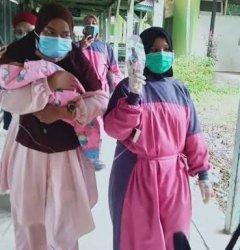 Alasan Dirut RSUD Majene Sehingga Bayi Tanpa Anus Harus Dirujuk ke Makassar