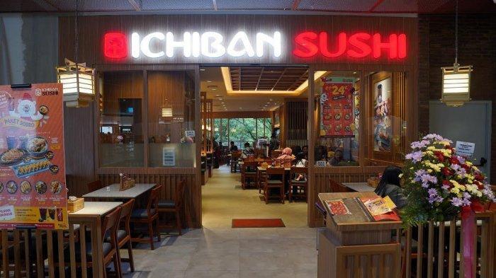 Berlaku Sepanjang Bulan Maret, Ichiban Sushi Nipah Tawarkan Promo Diskon hingga 50 Persen