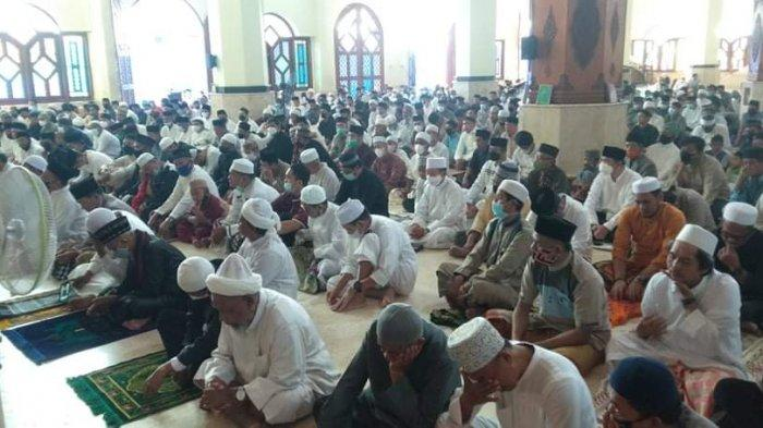 Meski Dilarang, Sebagian Warga di Palopo Tetap Sholat Iduladha di Masjid