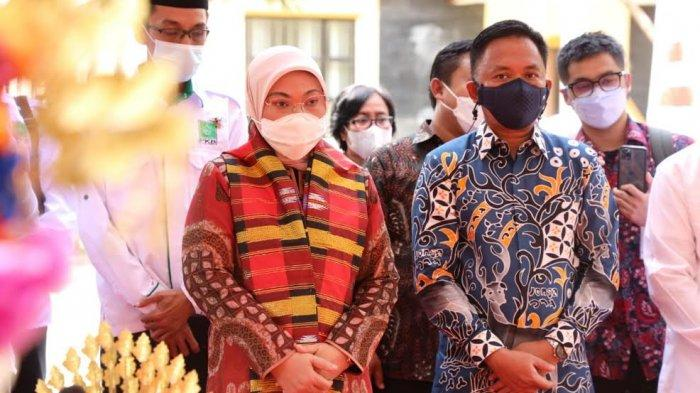 Menteri Ketenagakerjaan Sebut BLK Bantaeng dapat Atasi Pengangguran