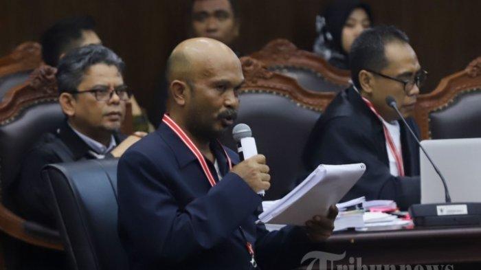 Idham Amiruddin Saksi Asal Sulsel di Sidang MK, Sebut Ada NIK Rekayasa di Basis 02 hingga Izin Pipis