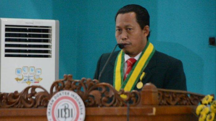 Perkenalkan dr Amtsyir Muhadi, Ketua Baru Ikatan Dokter Indonesia Cabang Pinrang