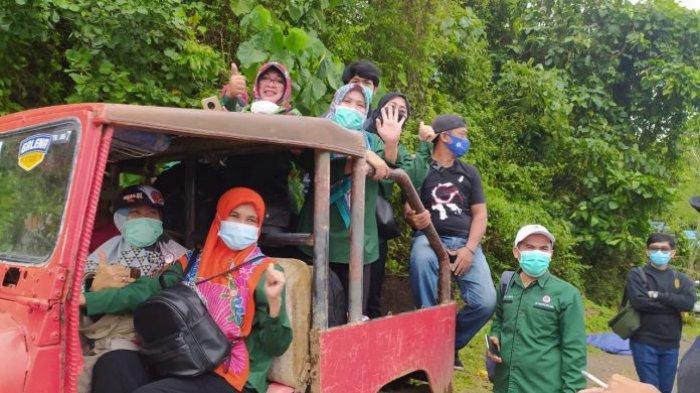 IDI Majene Kirim Dokter ke Lokasi Pengungsian di Taukong