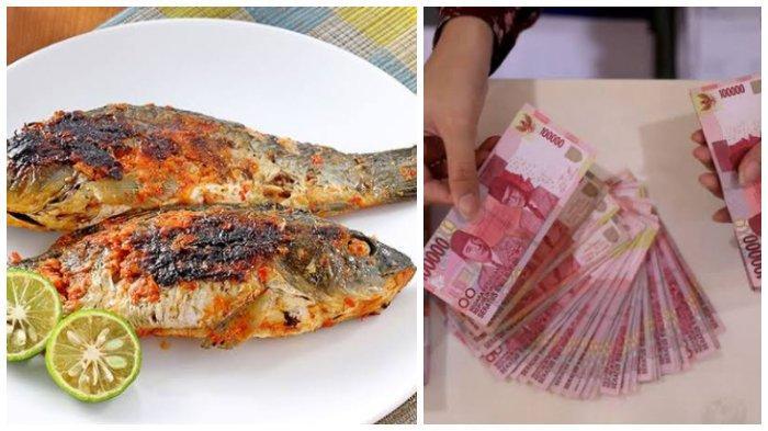 Viral di Facebook - WhasApp, Makan Ikan Bakar di Tempat Dipromosikan Jokowi 'Ditipu' Rp 1,6 Juta