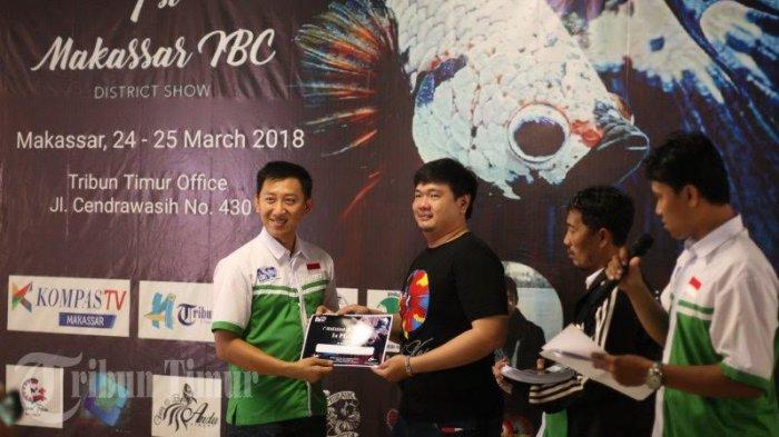 Juara Ikan Cupang Hias Dilelang Hingga Rp 6 Juta Tribun Timur
