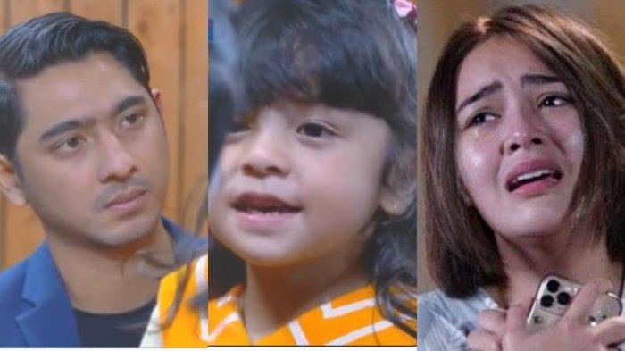 Ikatan Cinta Malam Ini: Al Tahu Reyna Bukan Darah Daging Roy, Bakal Usir Anak Andin dan Nino?