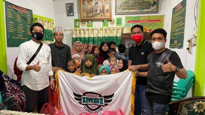 IMBI Sulsel Berbagi Berkah Ramadan Bersama Anak Yatim dan Kaum Dhuafa di Makassar