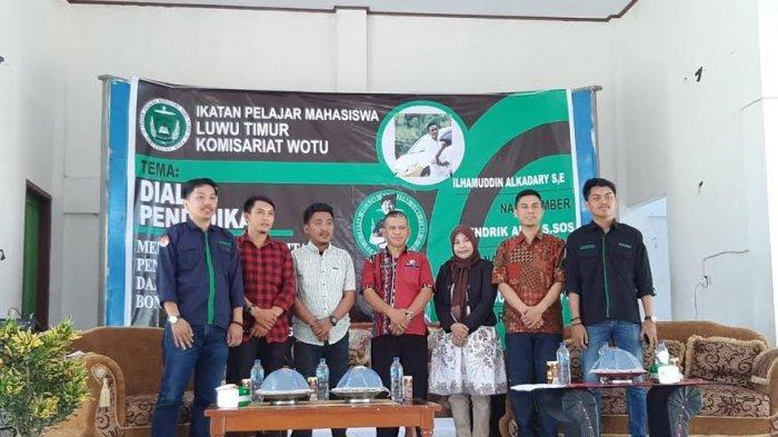 IPMA Lutim Wotu Gelar Dialog Pendidikan di Era 4.0 di SMAN 2 Luwu Timur