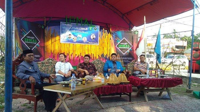 Rusli Sunali dan Arham Basmin Bicara Kepemudaan di Milad IPMAL XI