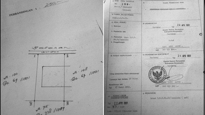 Dicari Ahli Waris 1 Unit Rumah BTN Lamalaka Indah Lorong 3 di Bantaeng, Harap Hubungi Hj Ida