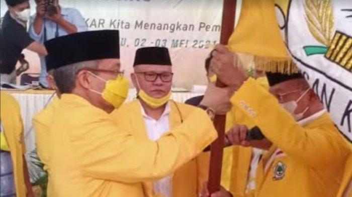 Iksan Iskandar Kembali Pimpin Golkar Jeneponto