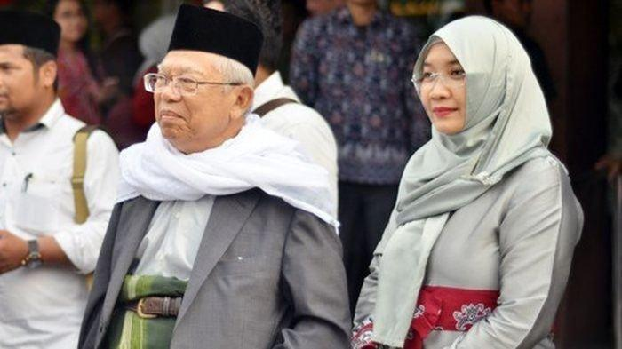 Ikut Jokowi, Inilah 8 Staf Khusus Wapres Maruf Amin, Salah Satunya Bakal Calon Wali Kota Makassar
