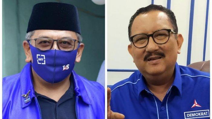 IAS Gencar Kumpul Ketua Demokrat Daerah, Ni'matullah Pilih Urus Pandemi Covid-19