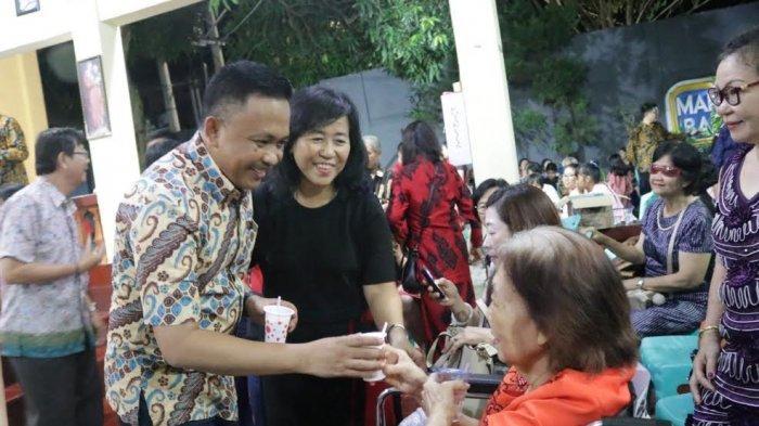 Pastikan Natal Berlangsung Aman di Bantaeng, Ini Dilakukan Ilham Azikin